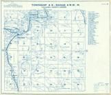 Township 4 N., Range 4 W., Vernonia, Treharne, Braun, Columbia County 1956